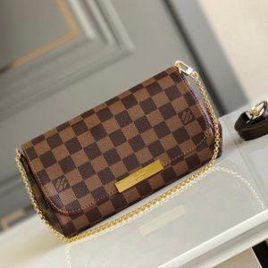 Louis Vuitton's chain bag N41276 n41276